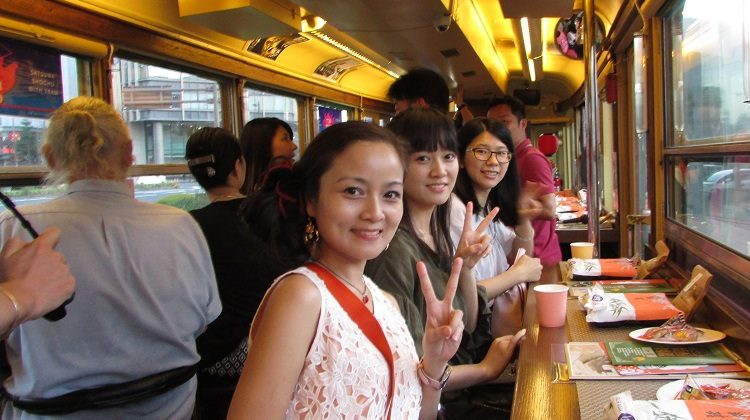 Shochu Tram: A Train You Hope Reaches its Destination Late